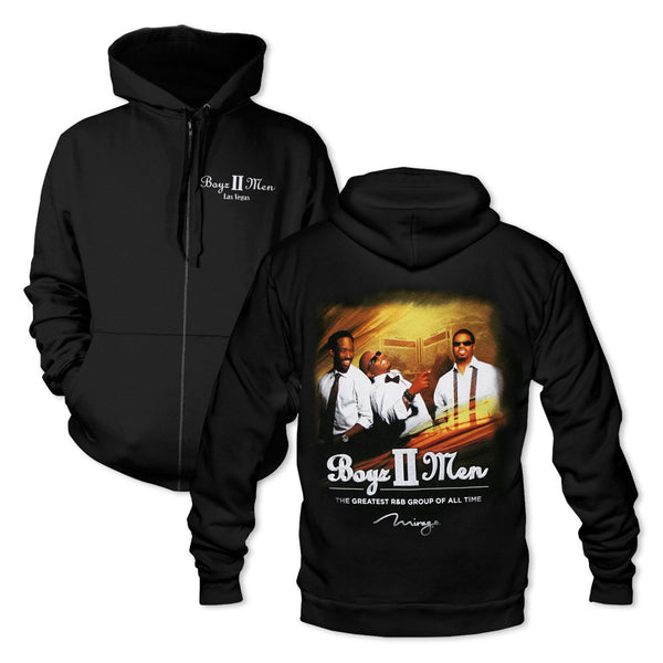Greatest R&B Group Of All Time Hoodie - Black