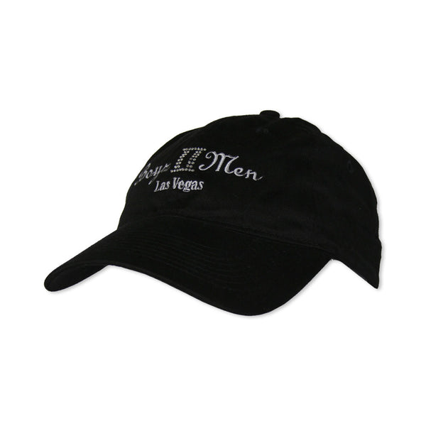 Logo Cap Sparkle - Black