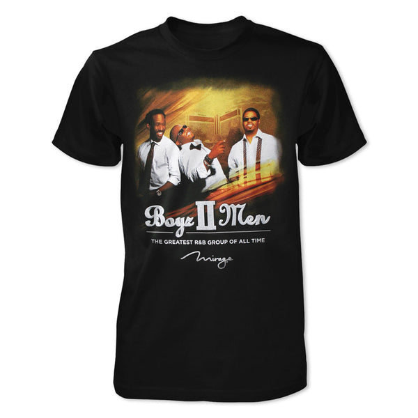 Greatest R&B Group Of All Time T-Shirt - Womens Black