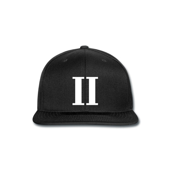 Boys II Men Black Snapback Cap