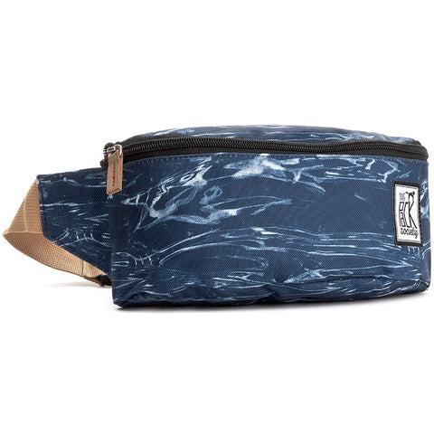 Riñonera The Pack Society Azul navy - Puber Sports