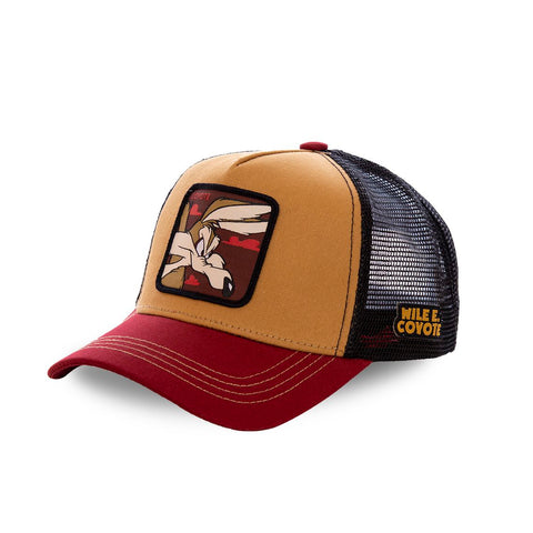 Gorra trucker Capslab Coyote Looney Toons COY2 - Puber Sports