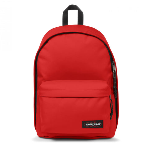 Mochila Eastpak Out off office EK767 01X Teasing Red rojo - Puber Sports