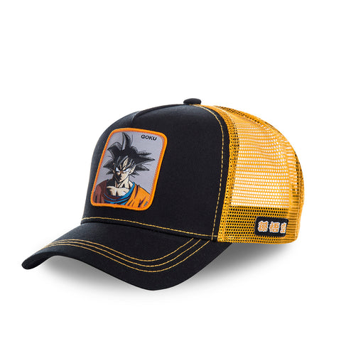 Gorra trucker Capslab Son Goku Dragon Ball GOKB - Puber Sports