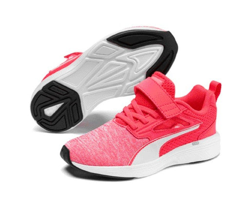 Zapatillas niña velcro Puma nrgy Rupture AC PS 193642 04 rosa - Puber Sports
