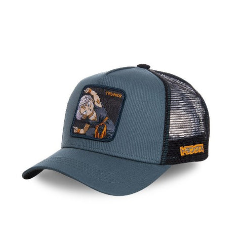 Gorra trucker Capslab Trunks Fusion Dragon Ball TRK1 - Puber Sports