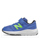 Zapatillas niño NEW BALANCE 570V2 IT570 BE azul