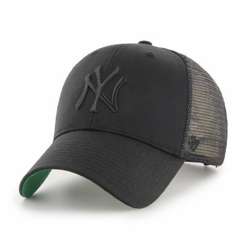 GORRA 47 New York Yankees trucker CURVED B-BRANS17CTP negro - Puber Sports