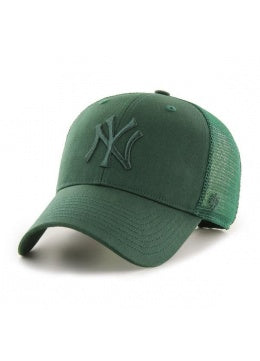 GORRA 47 New York Yankees trucker CURVED B-BRANS17CTP verde - Puber Sports