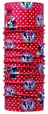 Braga cuello baby Buff Minnie seal 307 rojo - Puber Sports