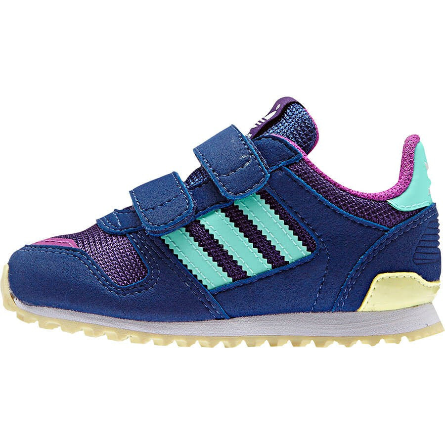 93391e95a Zapatillas Adidas Originals niña ZX 750 S76248 morada – Puber Sports