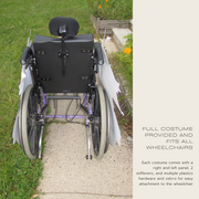 Design your Own Custom Wheelchair Costume