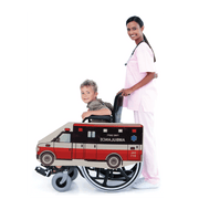Ambulance Wheelchair Costume Child's