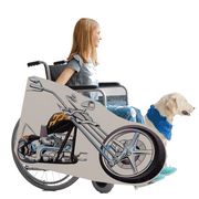 American Chopper Wheelchair Costume Child's