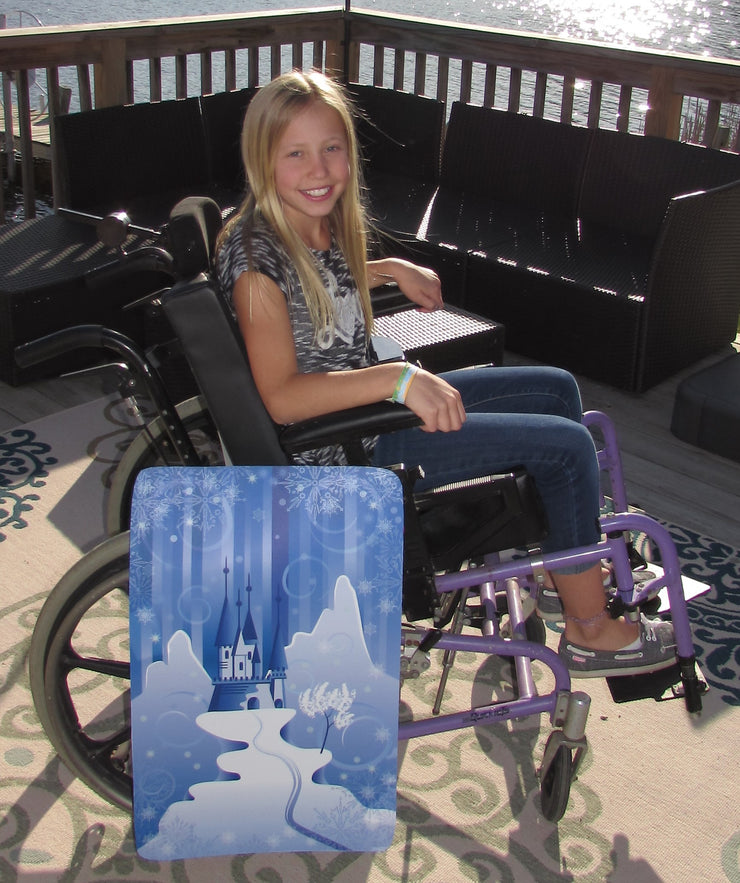 Frozen Castle Wheelchair Costume Child's