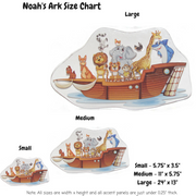 Noah's Ark Decoration Panel