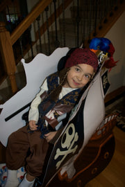 Pirate Ship Wheelchair Costume Child's
