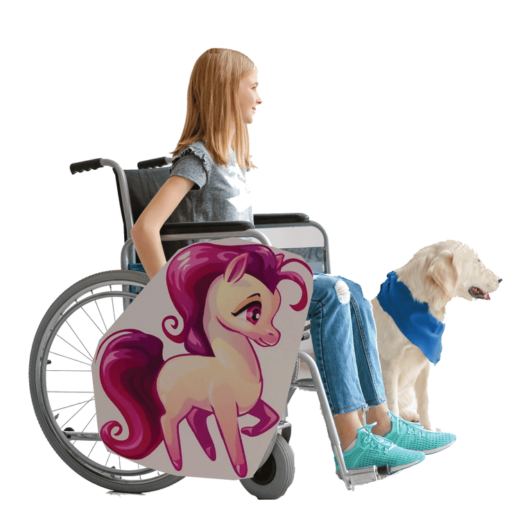 My Little Pony Lookalike 6 Wheelchair Costume Child'