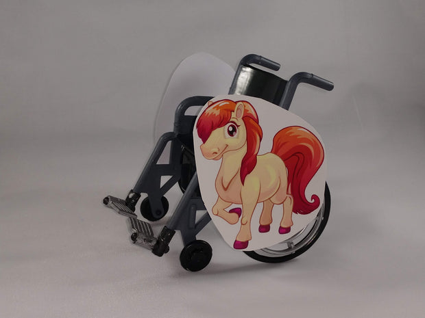 My Little Pony Lookalike 5 Wheelchair Costume Child'