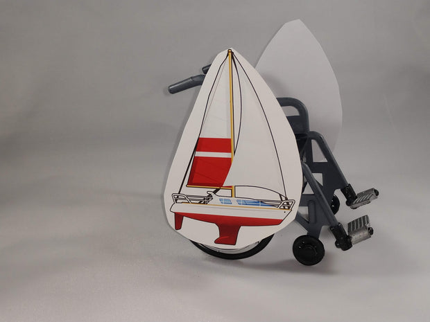 Sail Boat Wheelchair Costume Child's