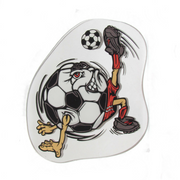 Cartoon Soccer Decoration Panel