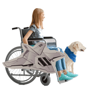 Space Cruiser C Wheelchair Costume Child's