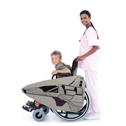 Space Fighter Wheelchair Costume Child's