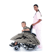 Space Wars 6 Wheelchair Costume Child's