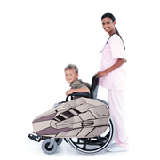 Space Cruiser B Wheelchair Costume Child's