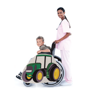 Tractor Wheelchair Costume Child's