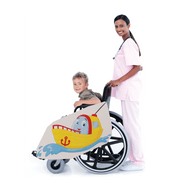 Beatrice the Boat Wheelchair Costume Child's