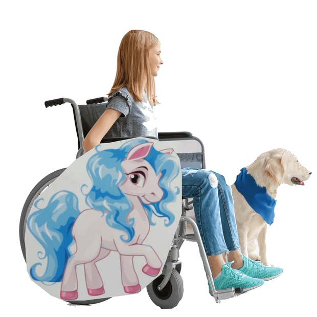 My Little Pony Lookalike 1 Wheelchair Costume Child's