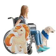 My Little Pony Lookalike 3 Wheelchair Costume Child's