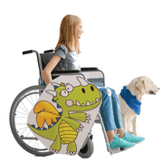 Flying Dragon Wheelchair Costume Child's