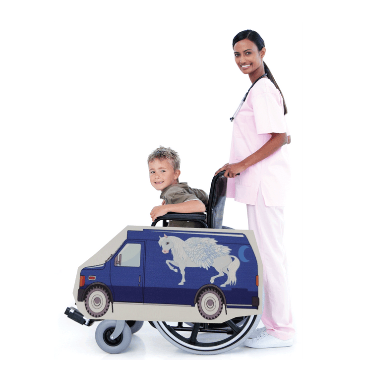 Onward Lookalike Wheelchair Costume Child's