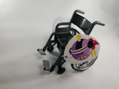 Jetty the Robot Wheelchair Costume Child's