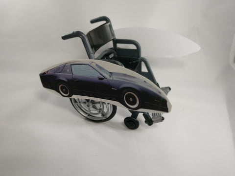 Trans Am Frankie Wheelchair Costume Child's