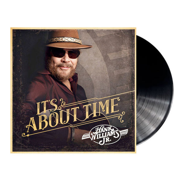 It's About Time Vinyl