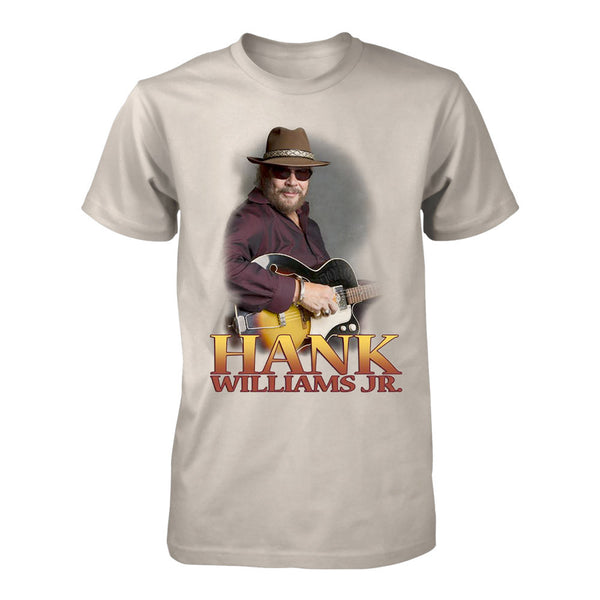 Hank Jr. Picture Shirt