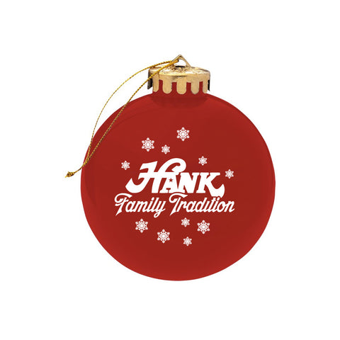 Family Tradition Holiday Ornament