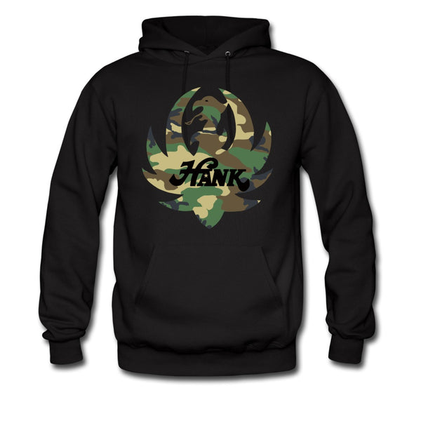 Camo Ruger Logo Pullover Hoodie
