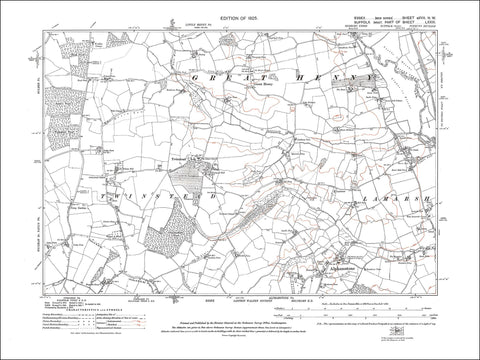 Alphamstone, Great Henny, Twinstead, Essex 1925 - 1.9 MB PDF file