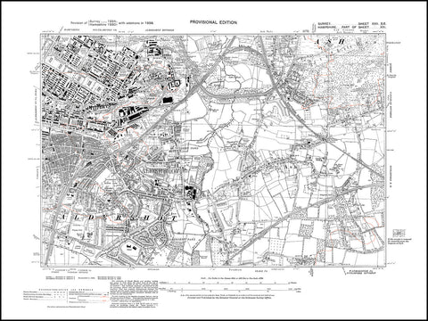 Ash Vale (south), Ash, Surrey 1938 PDF file