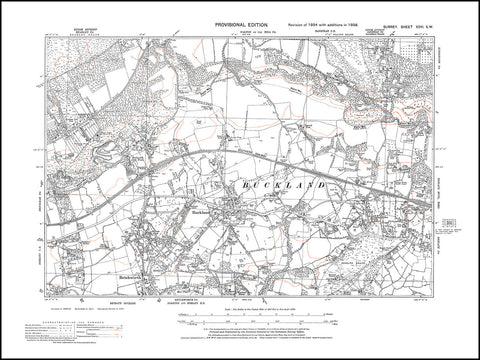 Bucklands, Betchworth (north), Reigate (west), Surrey 1938 PDF file