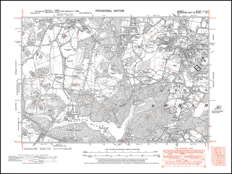 Bishops Gate, Englefield Green, Egham Wick, Virginia Water, Surrey 1938 PDF file
