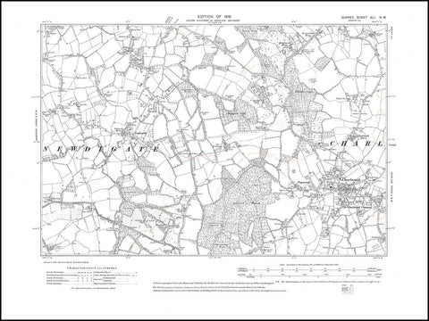 Charlwood, Cudworth, Surrey 1919 PDF file