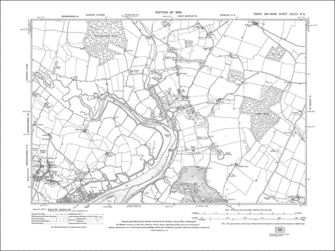 Brightlingsea (E), Essex 1925 - 1.9 MB PDF file