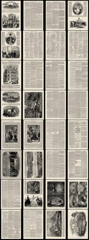 Illustrated London News of 3rd January 1863 - 54.2 MB PDF file