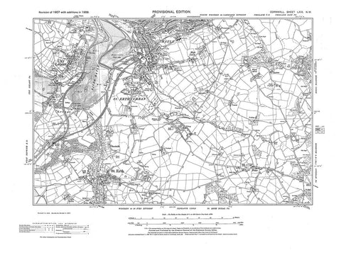 Hayle, Uny Lelant, St Erth, Cornwall, in 1938 - 3.2 MB PDF file