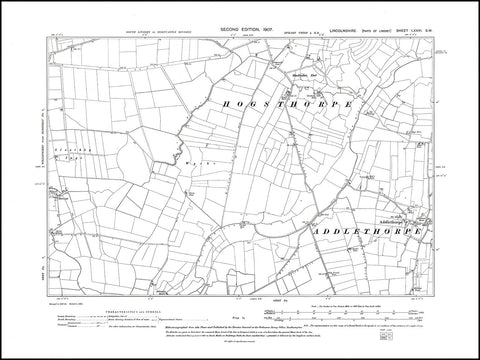 Addlethorpe (W), Stackholme End, Lincolnshire 1907, PDF file